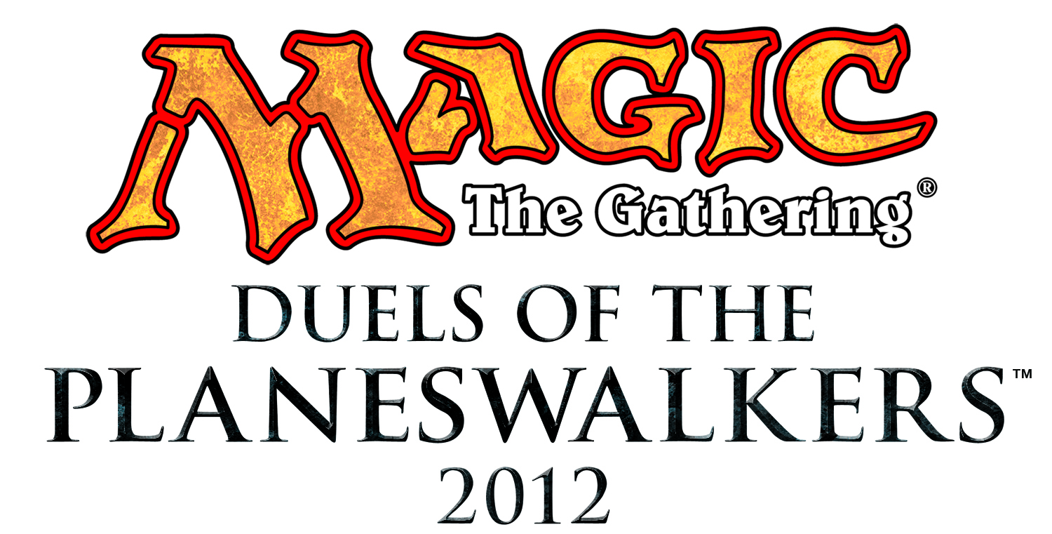 Just playing... Magic the Gathering: Duels of the Planeswalkers 2012