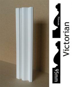 Victorian Architrave