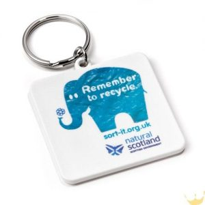 Advantages Of Using Promotional Keyrings For Marketing Your Brand