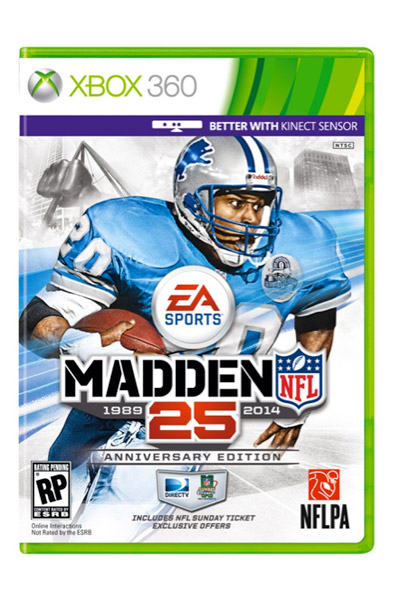 Madden 25 Video Game
