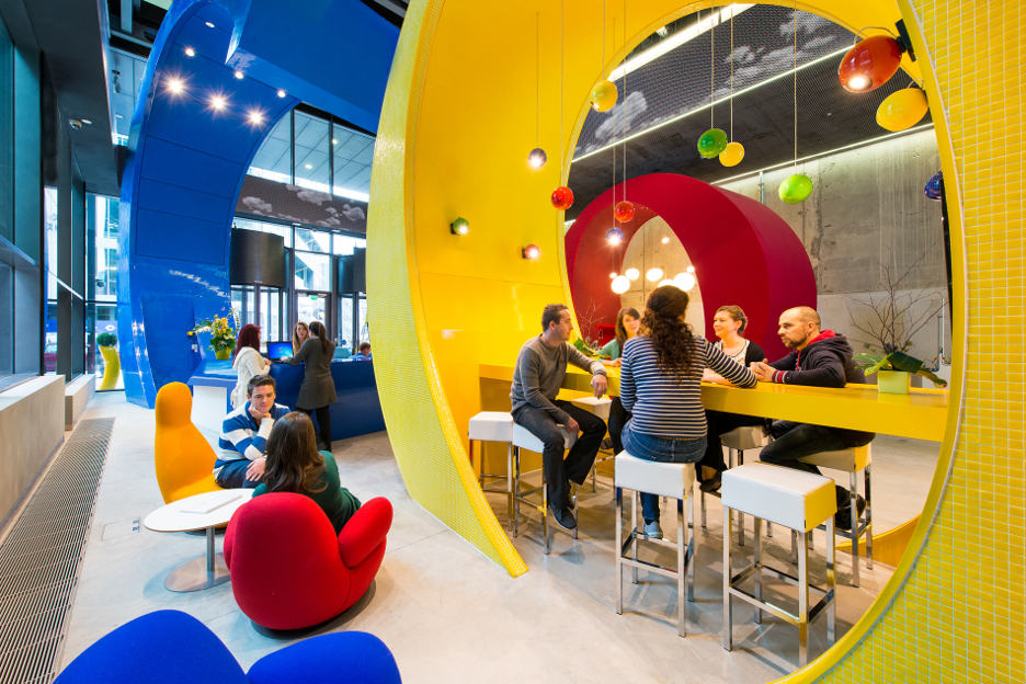 Design Inspiration From 10 Of The Coolest Offices Around The World