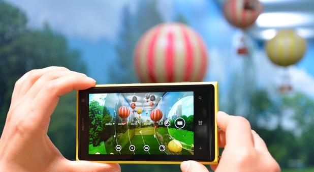 Nokia Lumia 1020 Smartphone Mobile With 41 Megapixel