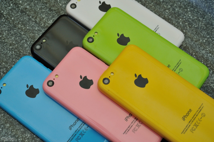 iPhone 5C and 5S Yet To Be Released This September