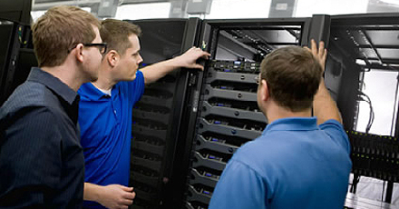SMBs Turn To Managed Servers