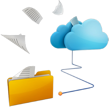 cloud based email preservation