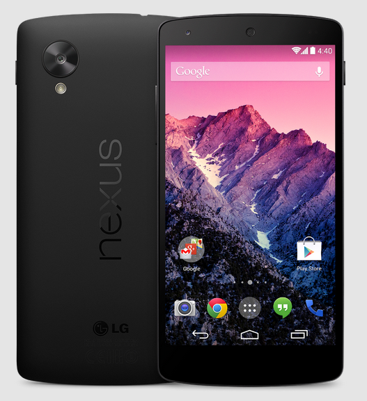 Nexus 5 Is Out For Sale