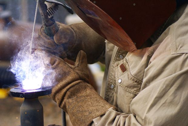 Put The Metal To The Metal: How To Become A Welder