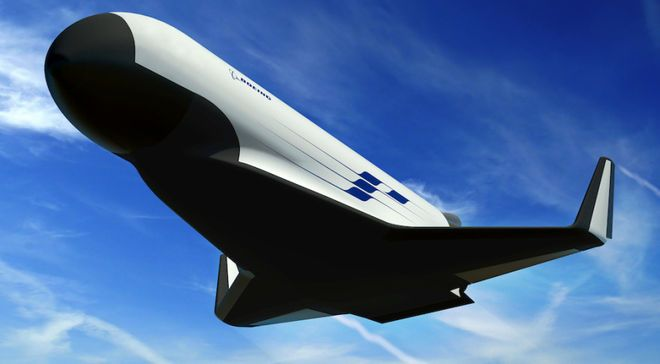 Darpa Introduces XS-1 Spaceplane To Minimize Costs