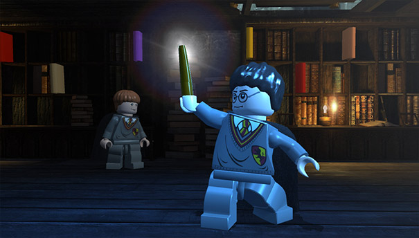 A Review Of Lego Harry Potter: Years 1-4