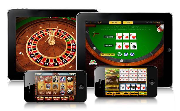 Visit The Casino On Your Mobile With A Casino App