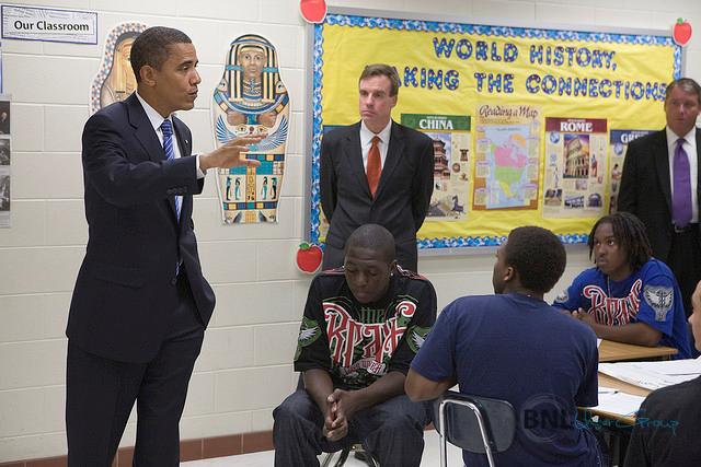 Improved Education Standards For Veterans Under Obama