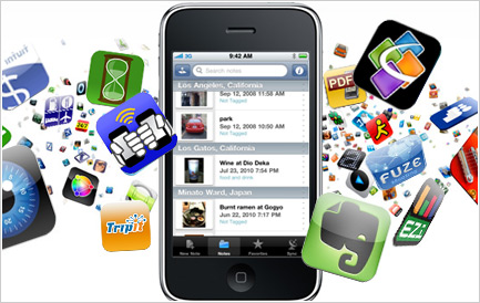 Reliable iPhone Apps For Business
