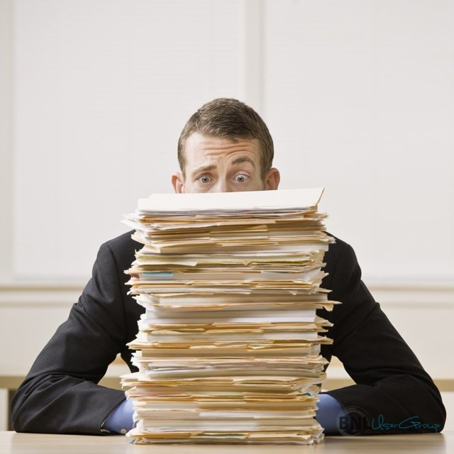 4 Common Mistakes Businesses Make With Paper Records