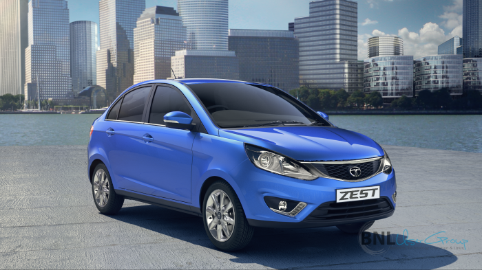 Tata Zest – The New Entrant Into The Compact Sedan Battle