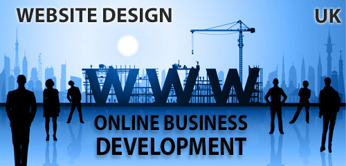 A UK website development company