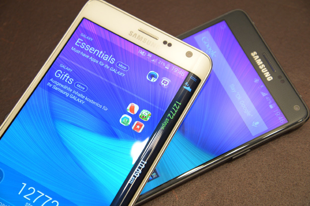 Samsung Galaxy Note Edge: The Future Of Android Smartphone