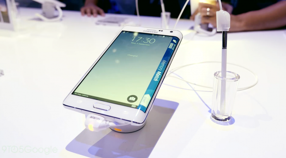 Samsung Galaxy Note Edge 2: Best Of 2015