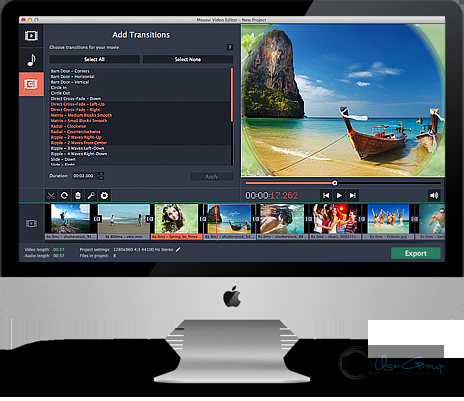 Easy Video Editing On The MAC Made Possible With Movavi MAC Video Editor