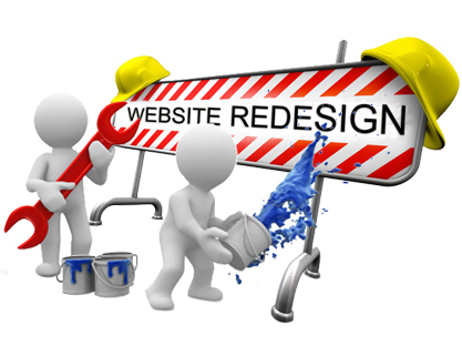 Why To Consider Website Redesigning Services?