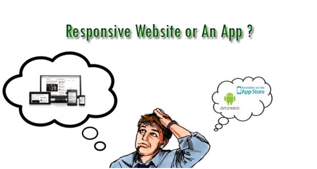 Do You Need A Responsive Website, or An App?