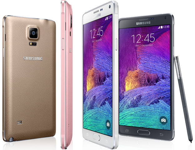 Samsung Galaxy Note 5 The Newest In The Market