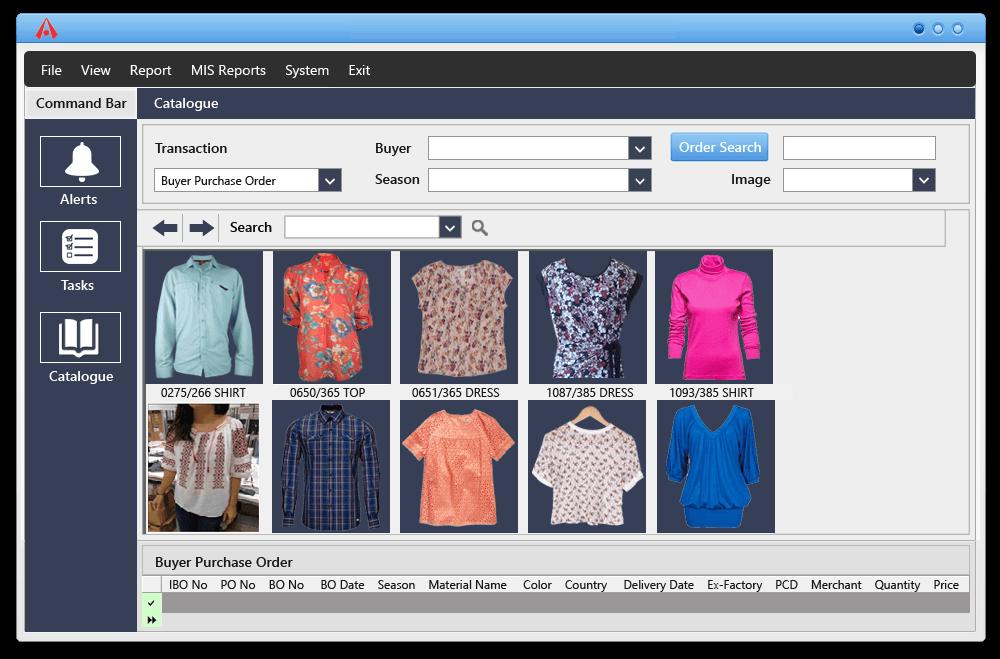 Inventory Management Of Commercial Enterprise