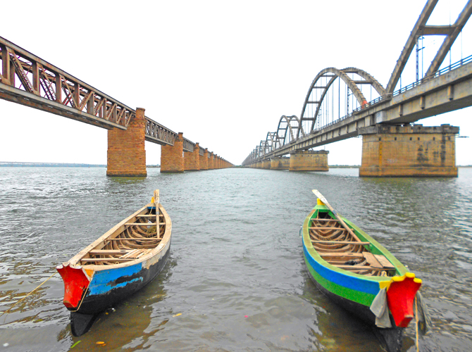 Rajahmundry - The Historic City On The Banks Of Godavari In Andhra Pradesh