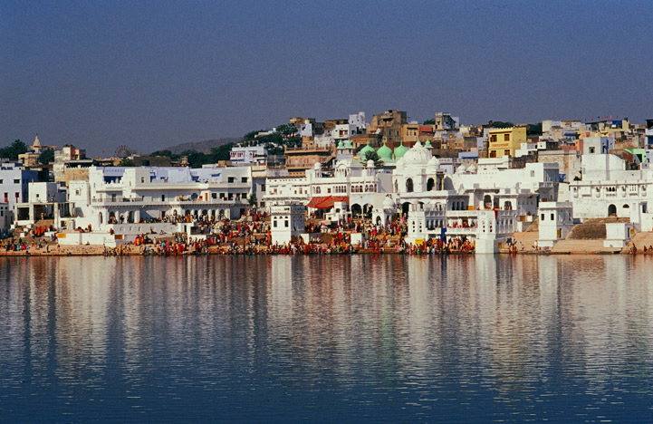 Ajmer - The Sacred and Historic City Of Faith, Prayers, Dargah Sharif and Pushkar Base