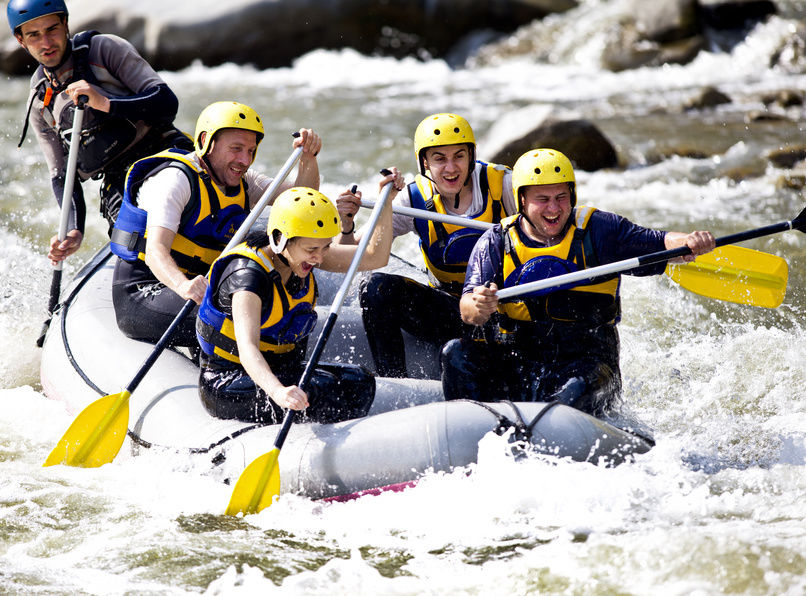Whitewater Rafting: Enjoy But Be Guarded