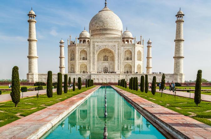 A Dream Honeymoon At Incredible India