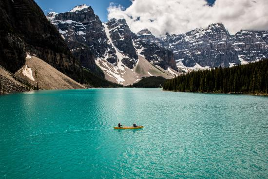 Spellbound by The Canadian Rockies