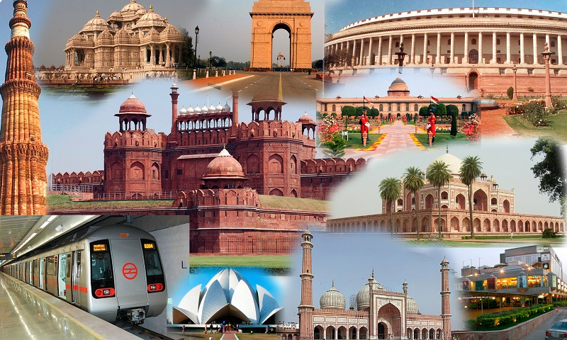 New Delhi - A Fleeting Visit To The Fascinating National Capital