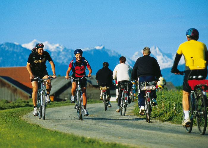 6 Health Benefits Of Cycling