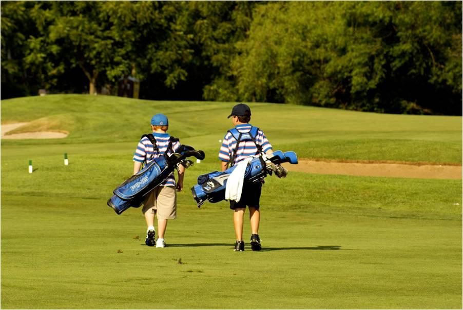 Why Get Your Kids Into Golf Today?
