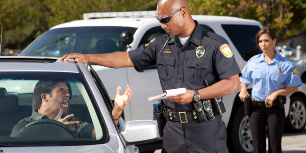 What to Do If Police Officer Pulls Us Over