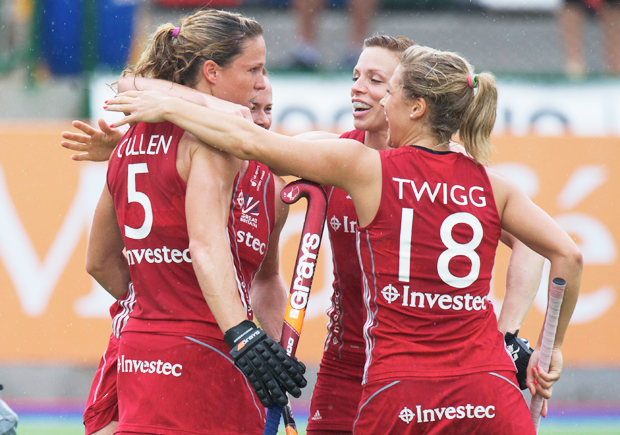 Great Britain Squad Announced For Women's Hockey Champions Trophy