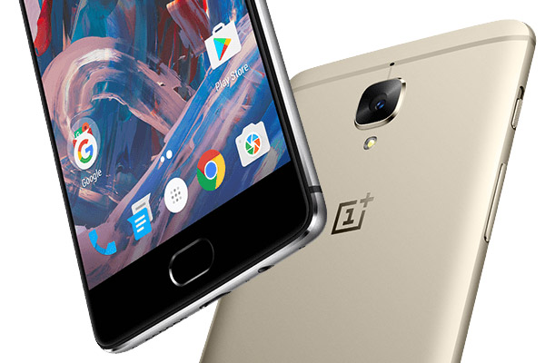 OnePlus 3 A Serious Flagship Killer Launched With 6GB RAM