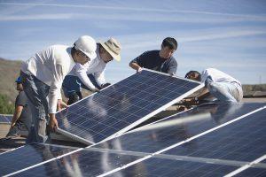 Solar panel installers america