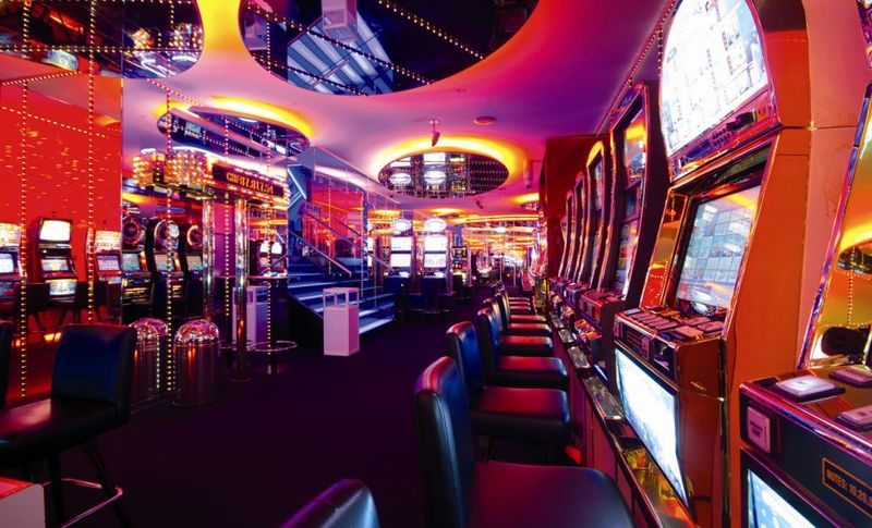 Casinos Which Are Dream Places Of Every Gambler