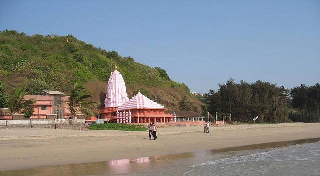 Ganapatipule Beach, Ratnagiri