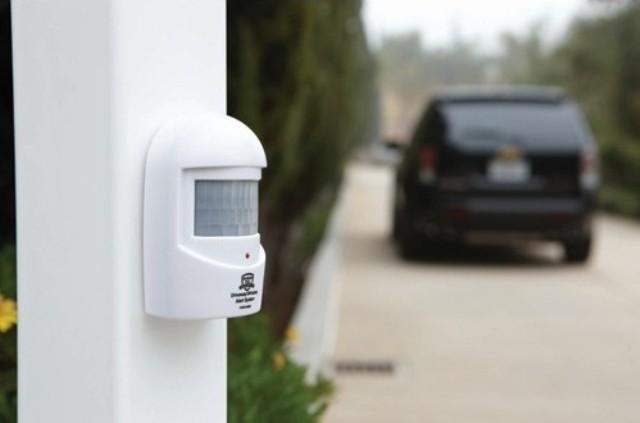 Highest Secure Driveway Alarm System