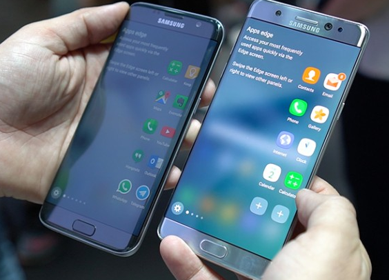 Samsung Galaxy Note 7 Vs Galaxy S7 Edge Specs And Comparison