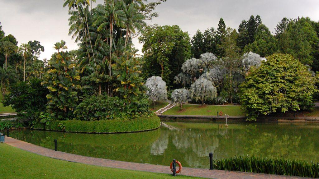 Singapore Botanical Gardens, Singapore