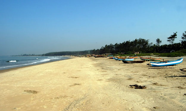 Tarkali Beach, Sindhudurg