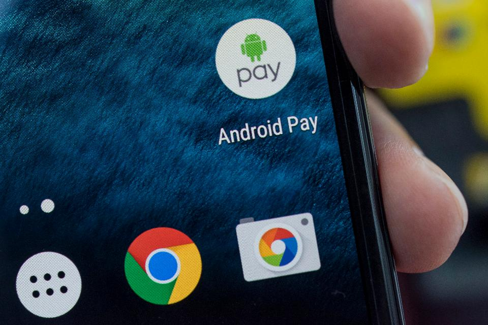 Android Pay Comes To Singapore