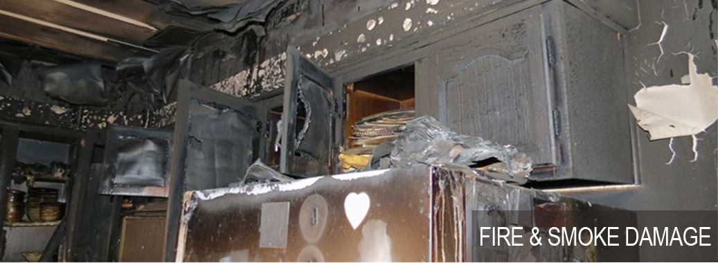 Things That Comprise A Fire Damage Restoration In Akron Ohio Job