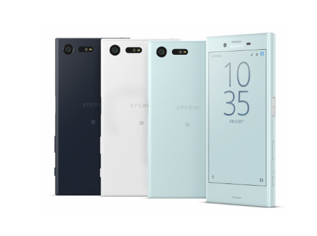 Sony Xperia XZ And X Compact 23MP Camera Beasts1