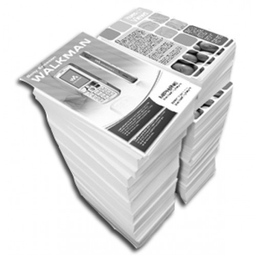 Checking On Best Quality Black And White Printed Copies