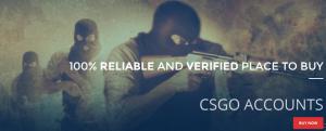 CS GO ranked accounts