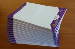 Notepad Printing Offers Reliable Help To Your Business
